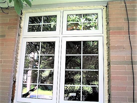 windows atlantic with insulation