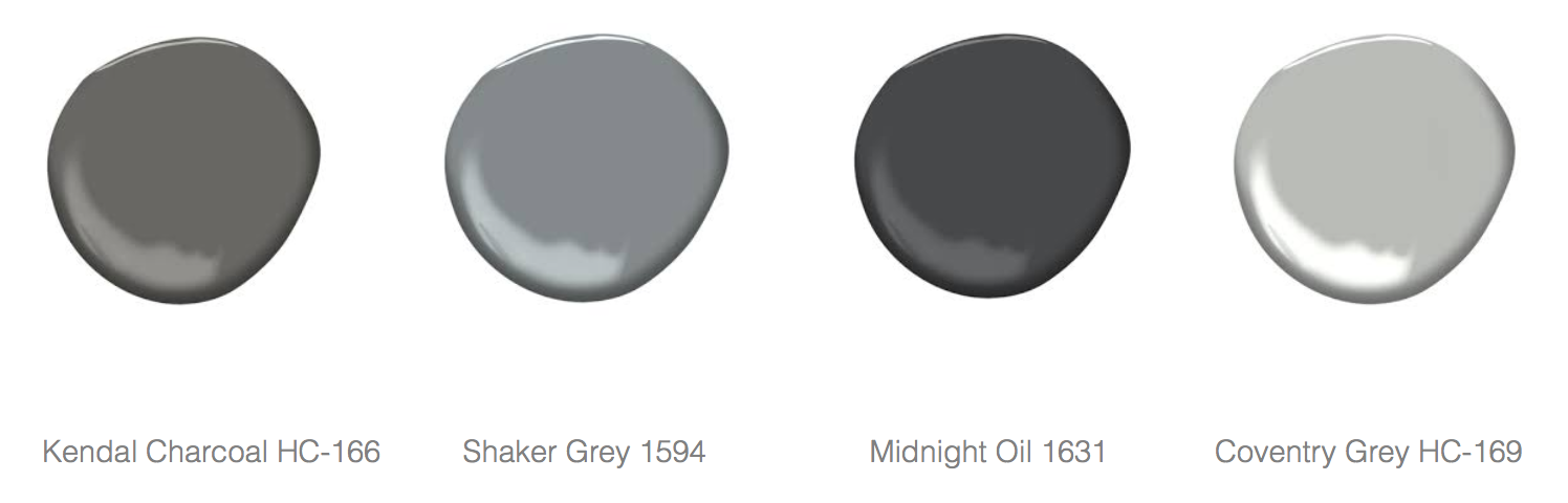 Grey colour trends from Oakville Windows & Doors