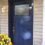 Door hardware levers vs door knobs from Oakville Windows & Doors