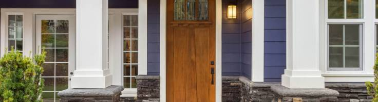 4 Signs You Might Need A New Front Door